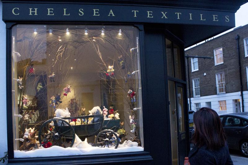 Chelsea textiles+Mona